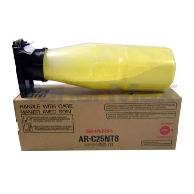 SHARP AR-C250 TONER YELLOW